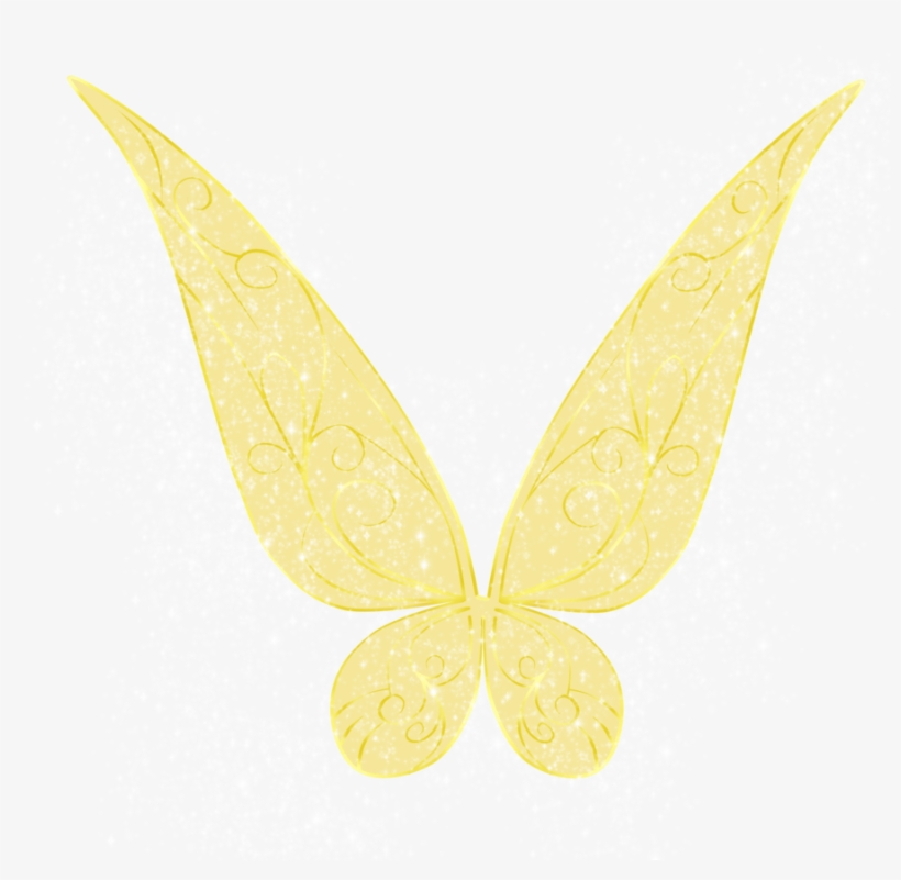 Tinkerbell Wings Png.