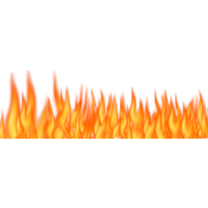 Realistic fire flames clipart 5 » Clipart Station.