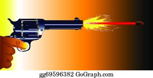 Muzzle Flash Clip Art.