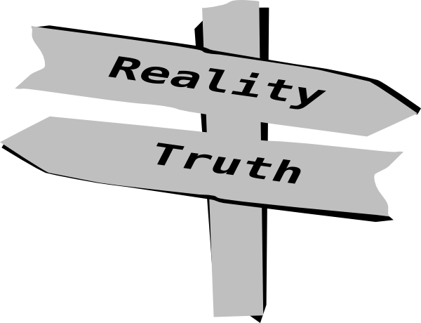 Reality & Truth Clip Art at Clker.com.