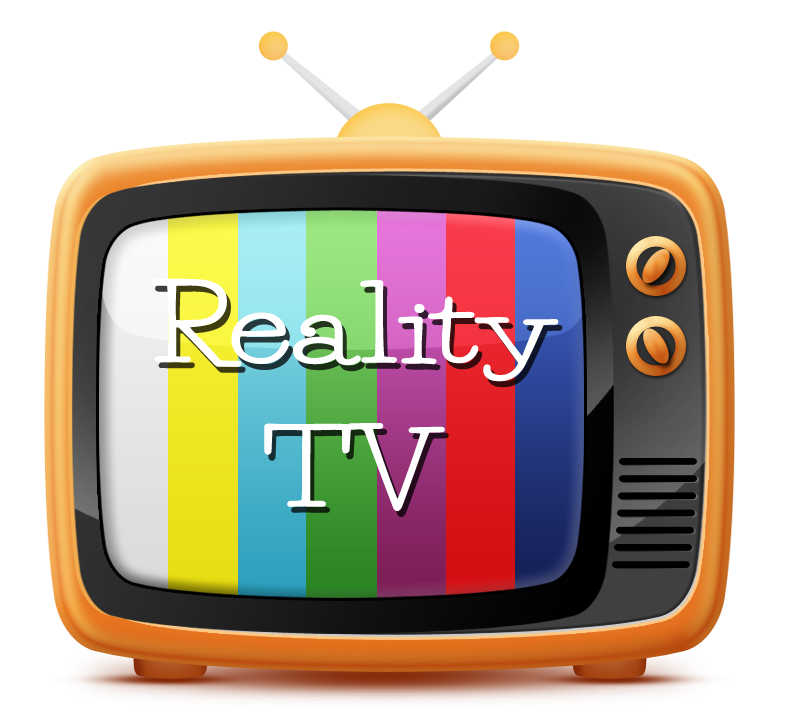 Reality Show Clipart.