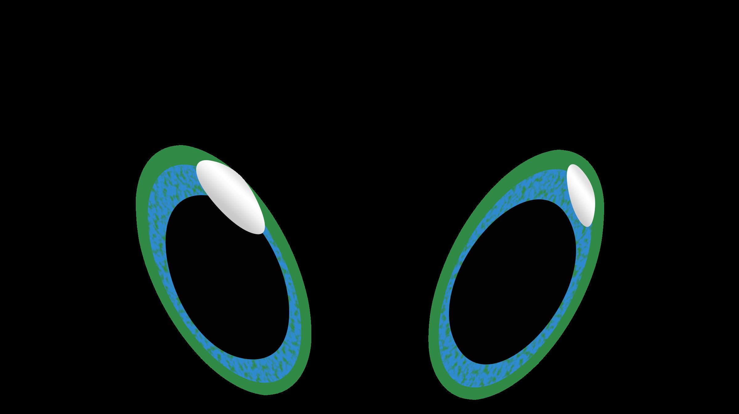 Clip Art Big Eye.