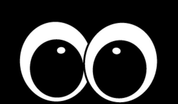 Man Eyes Cliparts.