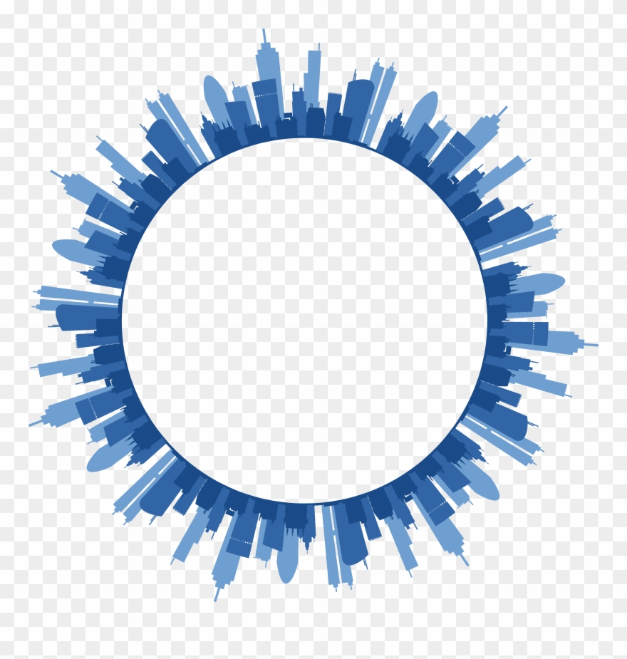 Truly Free Clipart Of A Circular Frame With Text Space.