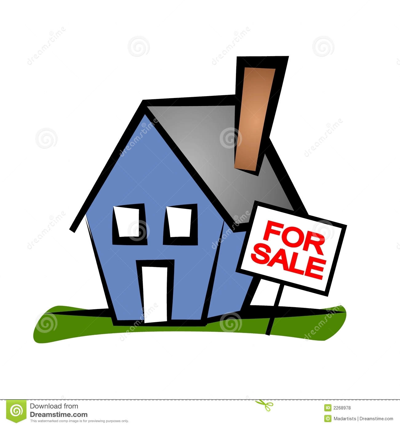 Free Real Estate Clipart & Look At Clip Art Images.
