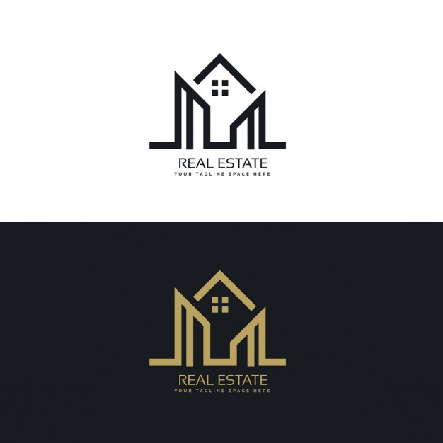 Real Estate Logo Vectors, Photos and PSD files.