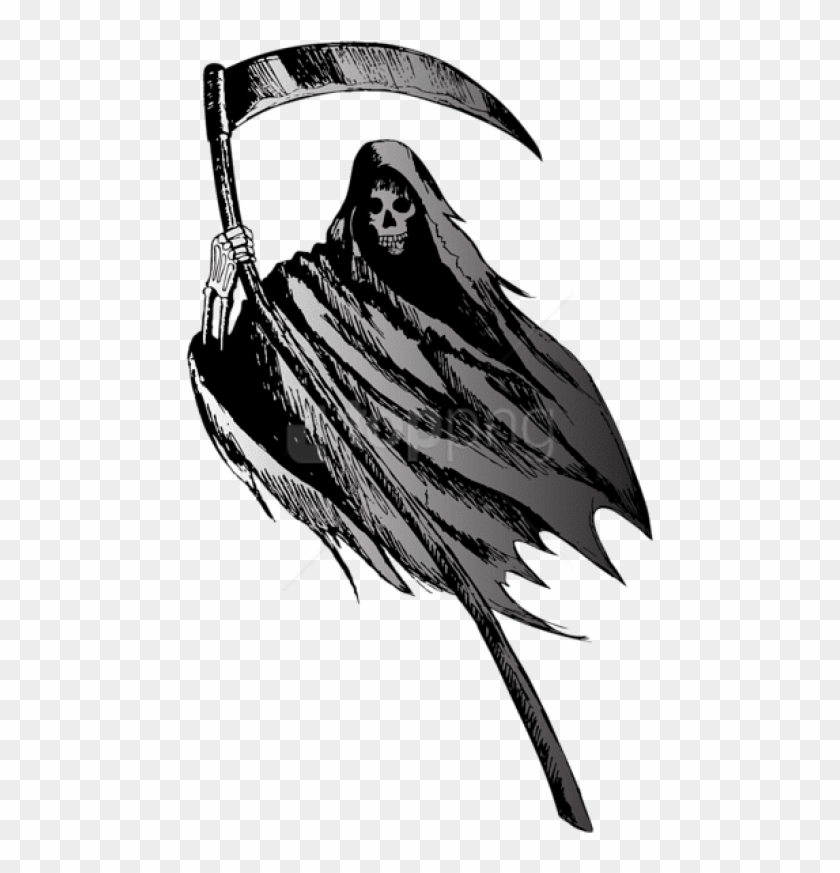 Free Png Download Grim Reaper Png Images Background.