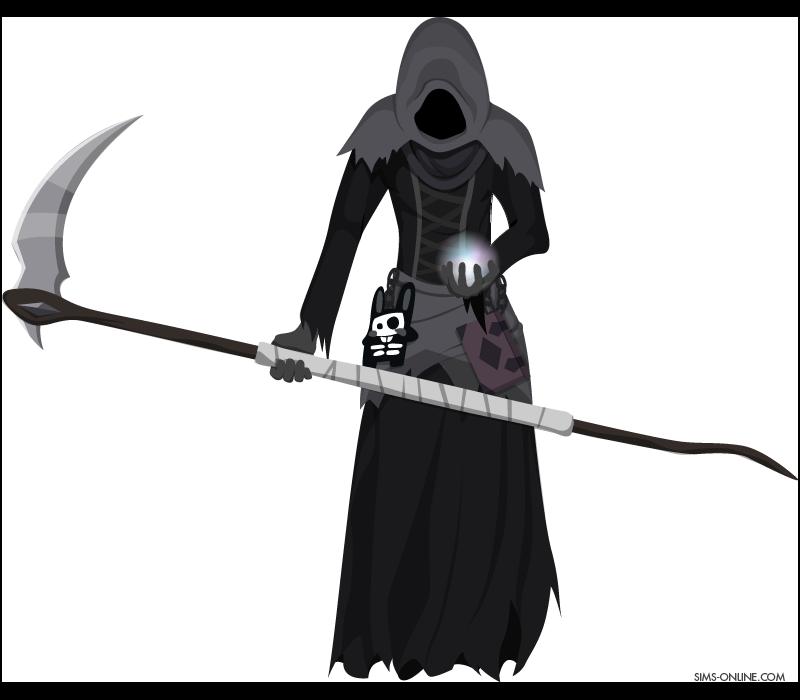 Grim Reaper PNG Images Transparent Free Download.