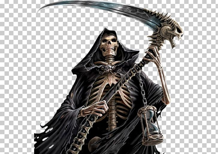 Death Father Time Grim Reaper PNG, Clipart, Cold Weapon.