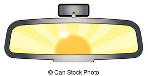 Rear view mirror Clipart Vector Graphics. 210 Rear view mirror EPS.