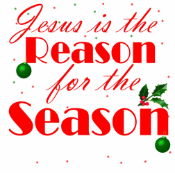 Reason For The Season Clipart.