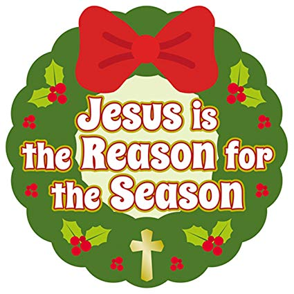 Jesus is the reason for the season clipart 6 » Clipart Station.