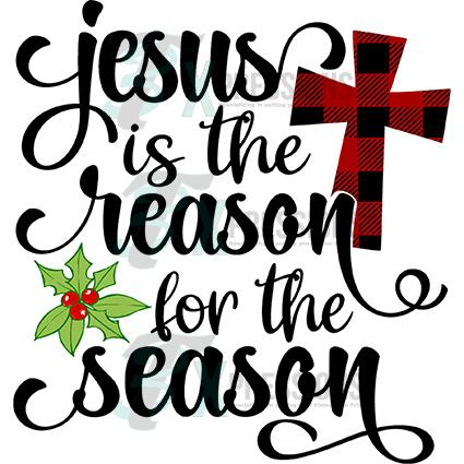 Shining Jesus Is The Reason For Season Clip Art Creative.