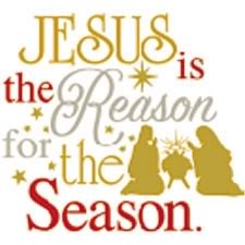75+ Jesus Is The Reason For The Season Clip Art.