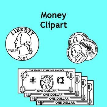 Quarter Tails Clipart.
