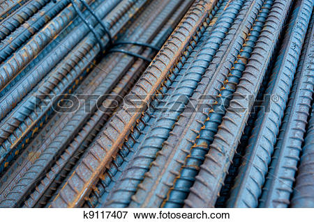 Picture of Construction rebar k9117407.