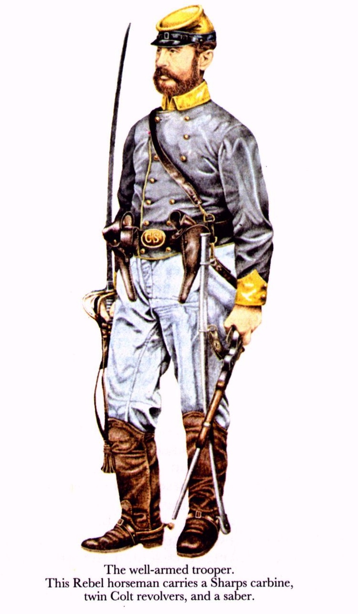 1000+ ideas about Confederate Soldier Uniform on Pinterest.