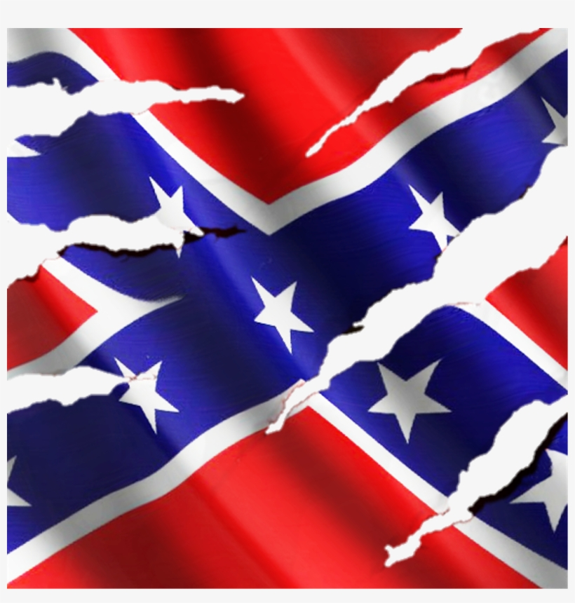 Clip Art Royalty Free Confederate Transparent Torn.