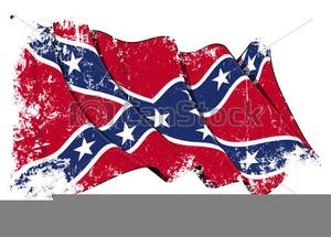 Rebel Flag Eps Clipart.