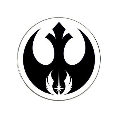 Star Wars Rebel Jedi Logo Golf Ball Marker.
