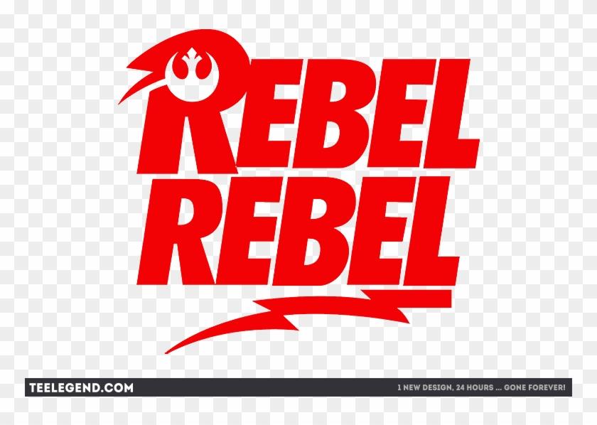 Rebel Rebel Princess Leia , Png Download.