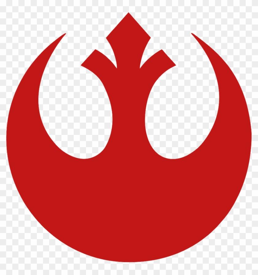 Rebel Alliance Logo Png, Transparent Png.