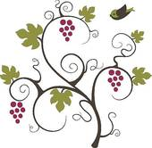 Grape Tree Clip Art.