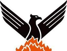 Phoenix Vector Clipart.