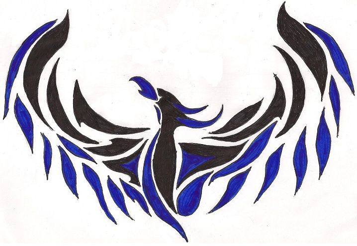 Phoenix Tribal 3 By Prophetsaid On Deviantart clipart.