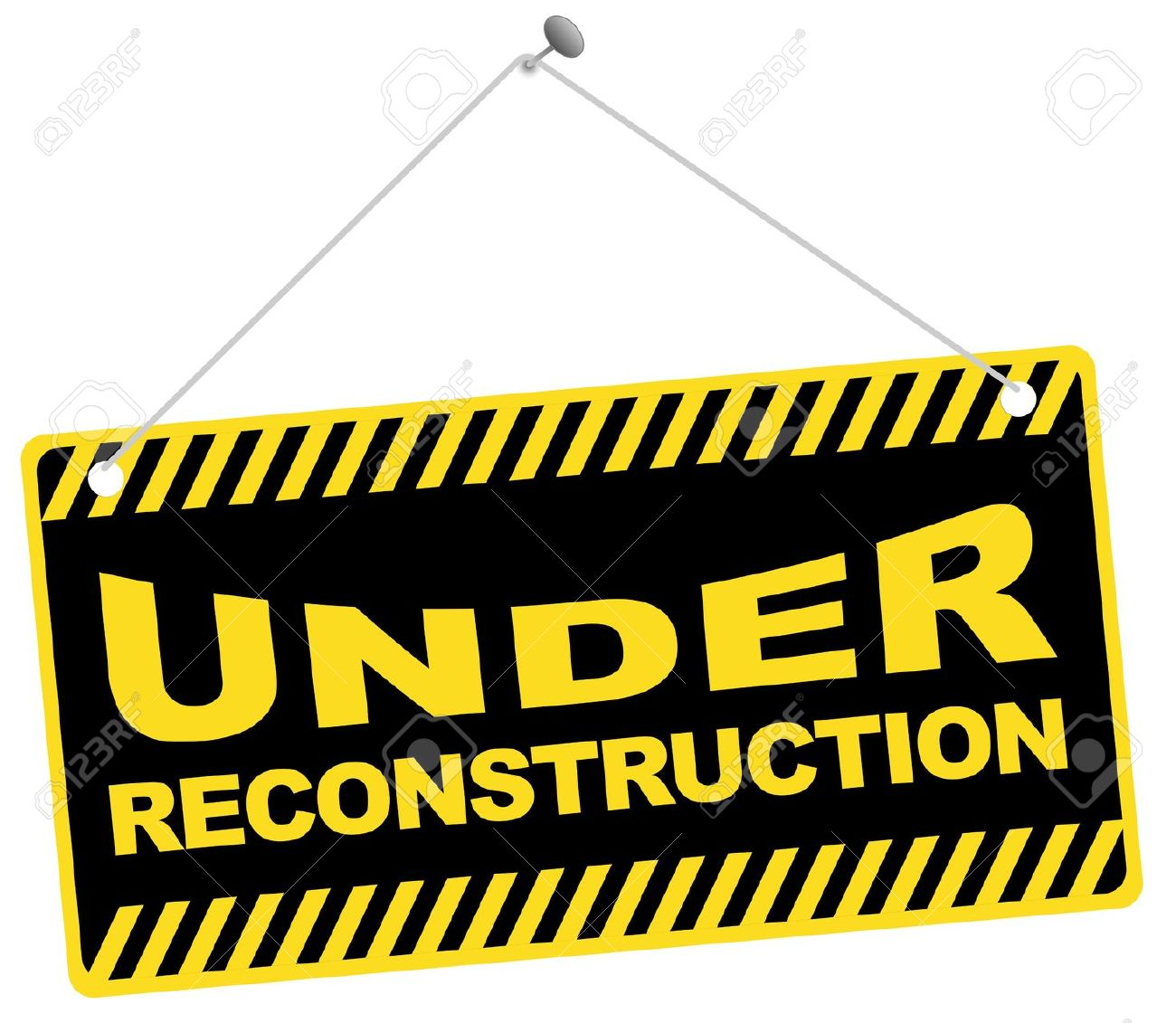 Reconstruction Clipart.