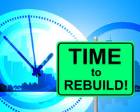 Time To Rebuild Represents Right Now And Presently Stock.