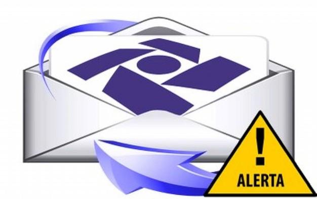 Receita Federal alerta para golpe da regularização de dados.