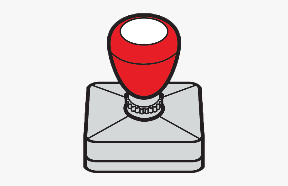 Self Inking Stamp Clipart, Cliparts & Cartoons.