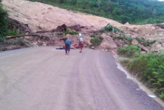 Recent earthquake in png 1 » PNG Image.