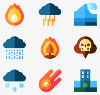Free Natural Disaster Clip Art with No Background.