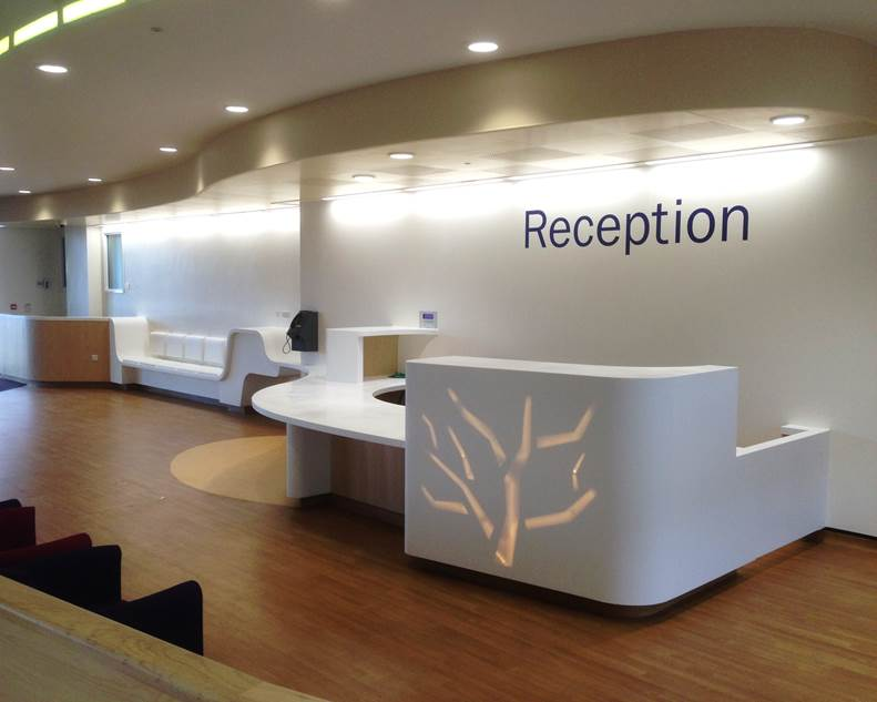 Reception Clipground