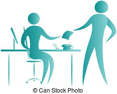 Receptionist Clipart and Stock Illustrations. 4,592 Receptionist.