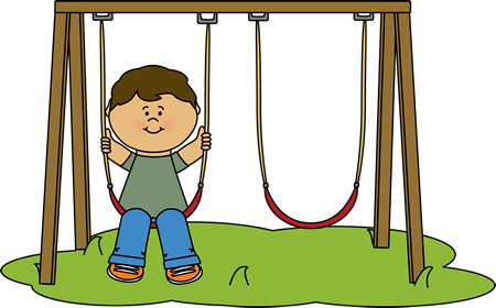 School Recess Time Clipart.