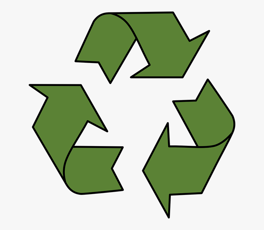 Recycling, Logo, Signs, Recycle, Symbol.