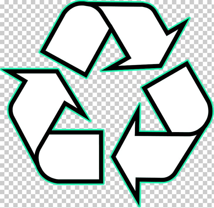 Papeleras y papeleras reciclaje de reciclaje símbolo de.