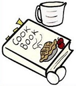 Free Cookbook Clipart.