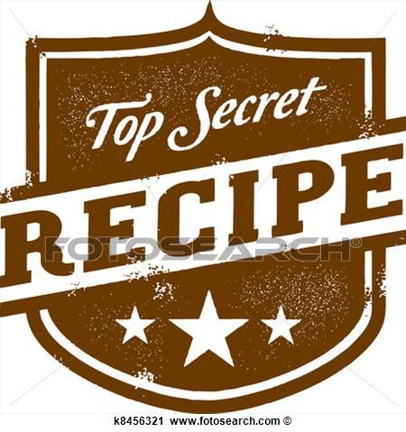 Recipe Images Clip Art.