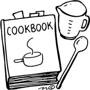 Recipe Clipart.