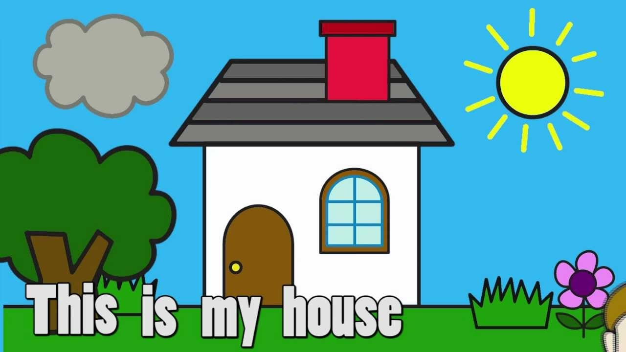 Our House Clipart.
