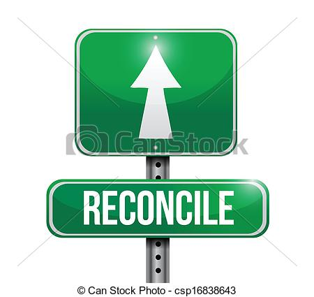 Reconcile Clipart and Stock Illustrations. 123 Reconcile vector.