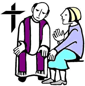 Reconciliation Clipart Catholic.