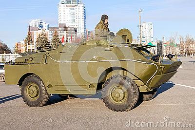 Combat Reconnaissance Vehicle BRM.