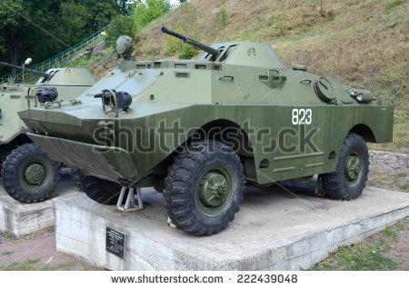Green Army Car Park Krasnodar South Stock Photo 11346433.