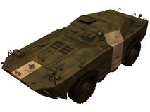 Soviet Armored Reconnaissance Patrol Vehicle Brdm 2 Stock.