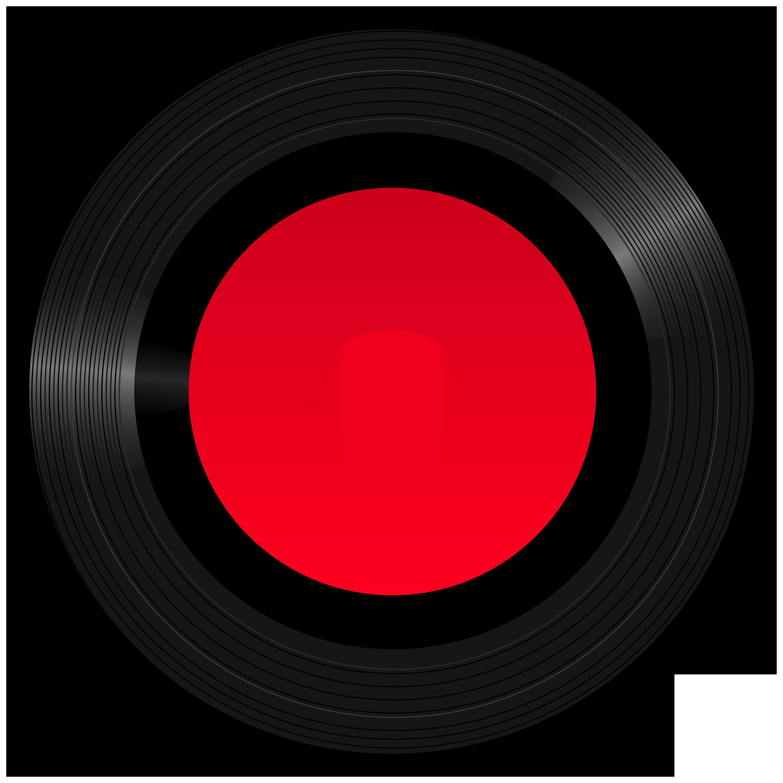 Gramophone Vinyl Record PNG Clipart.